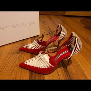 Manolo Blahnik pumps size 38